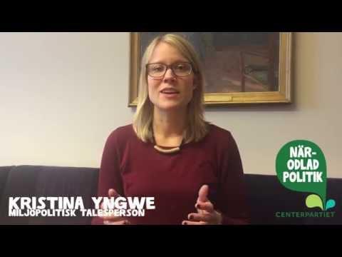Kristina Yngwe om klimattoppmötet i Paris
