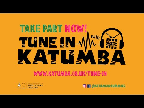 New Digital Creative Project: Tune In With Katumba