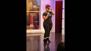 Comedian Just Nesh- Windy City Live