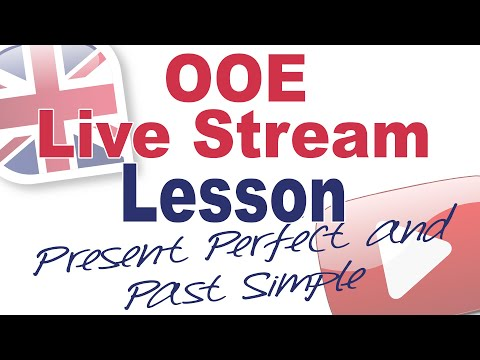 Live Stream Lesson Mar 4th (with Oli)