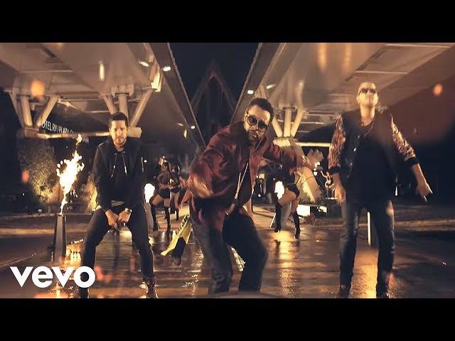 Videoclip oficial de 'Lumbra', de Cali y El Dandee & Shaggy.