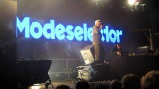 Modeselektor play Bjork Feat  Antony Hegarty   Dull Flame Of Desire  Modeselektor Remix   @NeoPop 30 07 2011