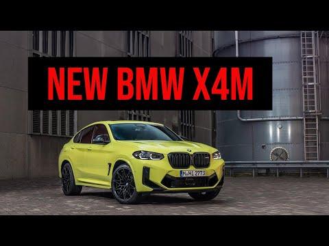 2021 BMW X4M FACELIFT | 4K