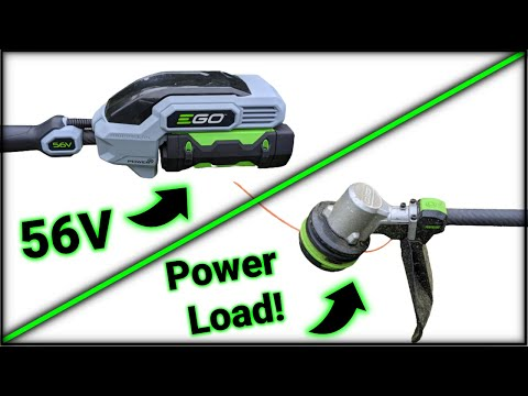 ►EGO Power+ ST1521S 15-Inch String Trimmer:  Overview, Assembly, and Demo