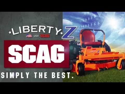 Scag Liberty Z _ Update