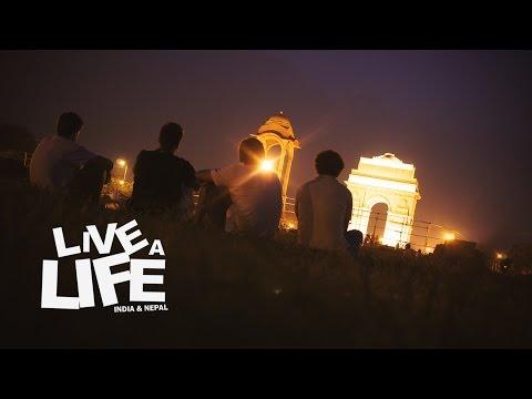 Live A Life – India & Nepal (Trailer)