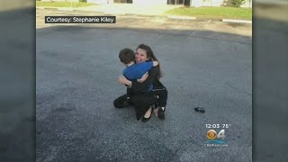 Missing Child Reunited With His Aunt After Being Abducted By Mother