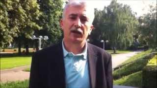 Ich unterstütze Ulla Schmidt - Muhsin Ceylan