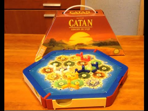 Reseña The Settlers of Catan