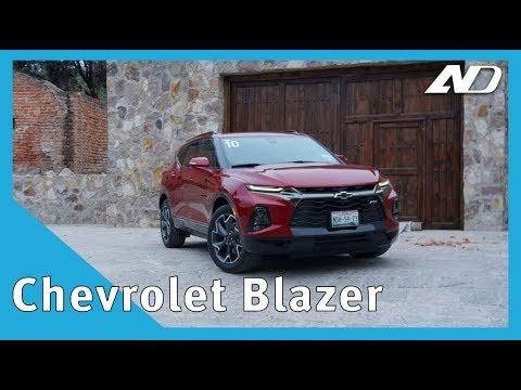 """Chevrolet Blazer 2019 - ¿El Camaro de las SUV"""" - Primer Vistazo"""