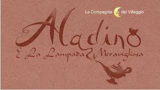 Teaser Aladino e la Lampada Meravigliosa