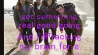 Must Have Done Something Right - Relient K (lyrics)