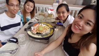 BANGKOK VLOG 2016| Cafes to foods to massage!
