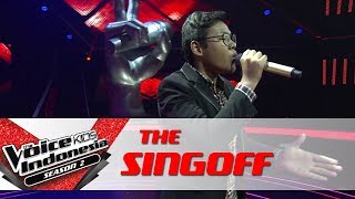 Samuel – Tak Pernah Padam (The Voice Kids)