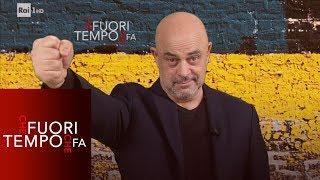 Maurizio Crozza sul processo a Matteo Salvini - Che fuori tempo che fa 18/02/2019