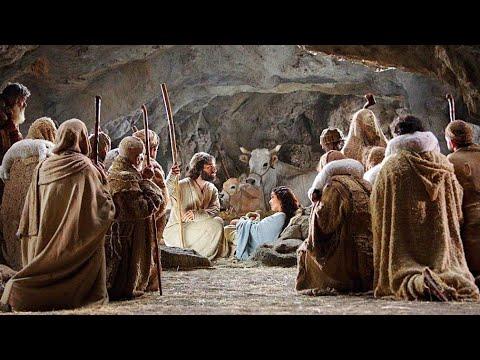 A História do Nascimento de Jesus Cristo, o Salvador