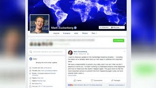 Mark Zuckerberg chiede scusa per lo scandalo Facebook