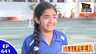 Baal Veer   बालवीर   Episode 641   Meher Is Excited For The Competition