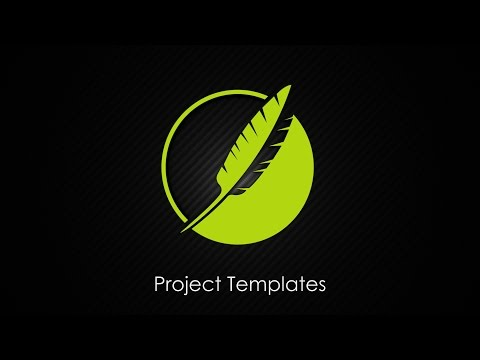 Project Templates in MadCap Flare