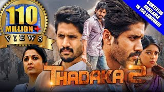 Thadaka 2 (Shailaja Reddy Alludu) 2019 New Released Hindi Dubbed Full Movie   Naga Chaitanya