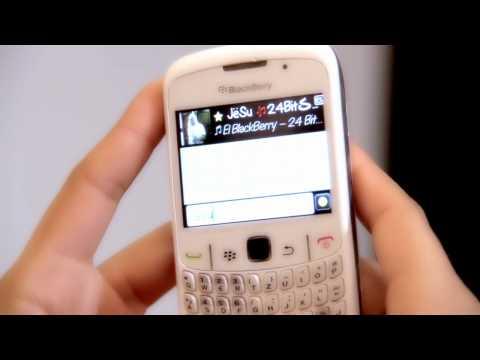 El Blackberry de 24 Bits Letra y Video