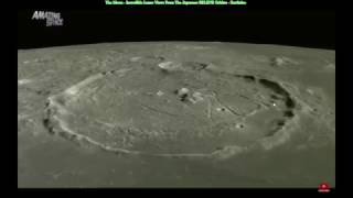 Amazing The Moon   Incredible Lunar Views From The Japanese SELENE Orbiter by NASA