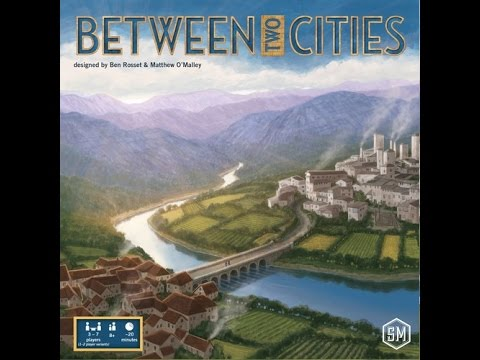 Reseña Between Two Cities