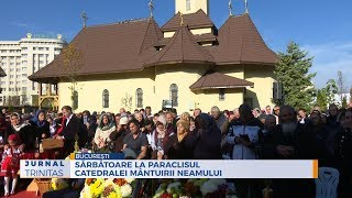 Sarbatoare la Paraclisul Catedralei Mantuirii Neamului
