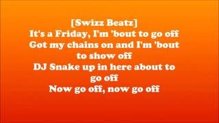 Dj Snake, Swizz Beatz, Jeremih & Young Thug - The Half (w/ Lyrics)