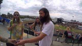 The Bennies Live At Soundwave 2015