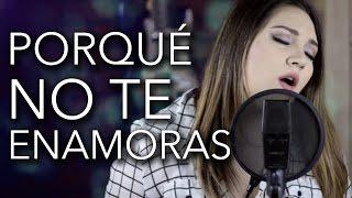 Porqué no te enamoras / Joss Favela / Marián Oviedo (cover)