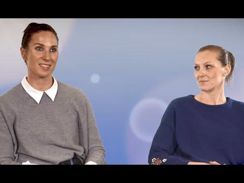 Video mit Eva und Julia: Der CED-Therapie die Treue halten