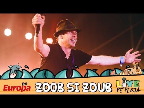 Zdob si Zdub la Europa FM Live pe Plaja 2016 - Concert integral
