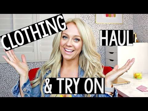 Clothing Haul | Try On