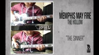 "Memphis May Fire - ""The Sinner"" Instrumental Guitar/Drum cover TEST **HD**"
