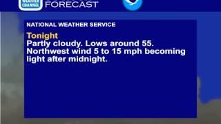 Local Forecast for Eugene, OR Aug 5 2014 8:38 PM PDT