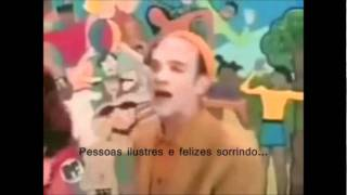 REM - Shiny Happy People - Legendado