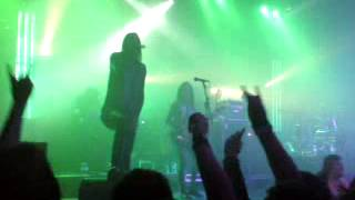 Motionless In White - Break The Cycle Live Glasgow 02/11/14