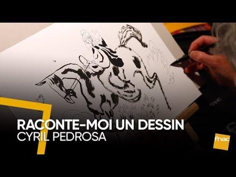 Vidéo de Cyril Pedrosa
