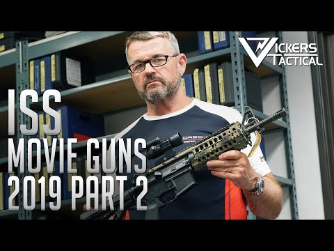 ISS Movie Guns 2019: Part 2