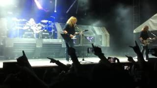 Megadeth - Symphony Of Destruction (Live in Queretaro, Mexico)