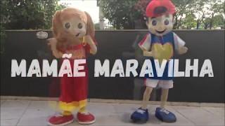 COREOGRAFIA MAMÃE MARAVILHA | Vídeo p/ crianças ensaiarem em casa | Informações Descrição do vídeo!