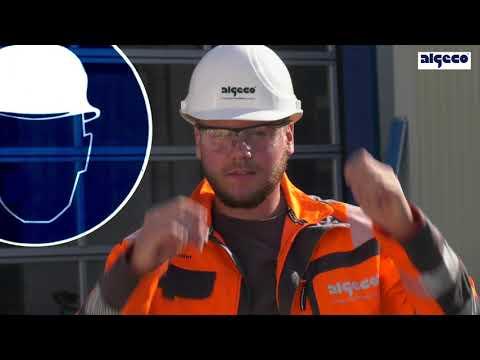 Arbeitssicherheit | ALGECO
