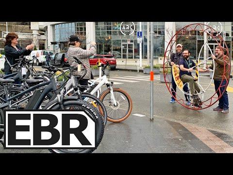 BC Bike Show - 2020 Ebikes