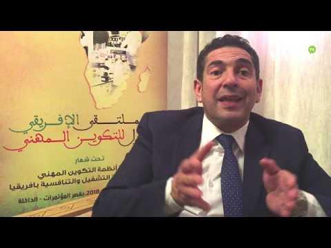 Video : Le tour des chantiers de la formation professionnelle avec Saïd Amzazi