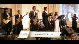 Lionel Richie - Endless Love [Instrumental Cover by Alvo Entertainment]