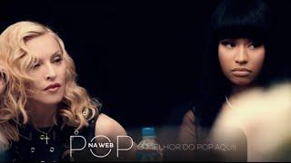 Madonna, Beyoncé, Nicki Minaj, Rihanna e outros artistas aparecem em comercial da Tidal