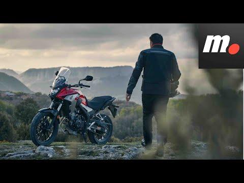 Honda CB 500 X | Prueba / Test / Preview en español
