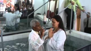 ADILP - Assembleia de Deus Ministério Ipiranga Setor Lençóis Paulista - Batismo 30/12/2012 - 13