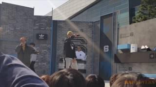 [SMTM6] Cypher Before Show Me The Money 6 - Rap Lovers